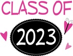 Cute Class of 2023 Pride T-shirts