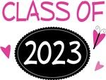 Cute Class of 2023 Pride T-shirts