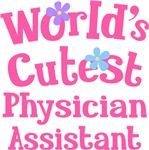 Worlds Cutest Physician Assistant Gifts and Shirts