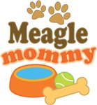 Meagle Mom T-shirts and Gifts