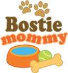 Bostie Mom T-shirts and Gifts