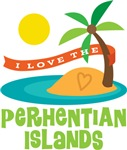I Love The Perhentian Islands T-shirts