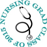 Nursing Grad Class of 2015 Gifts and Shirts