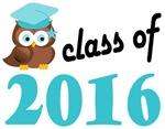 2016 Graduation Tee Shirts (owl)
