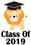 Class of 2019 Lion Graduation Design