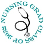 Nursing Grad Class of 2032 Gifts and Shirts
