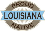 Proud Louisiana Native T-shirts