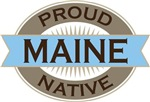Proud Maine Native T-shirts