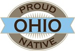 Proud Ohio Native T-shirts