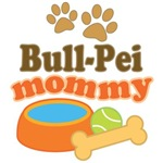 Bull-pei Mom T-shirts and Gifts