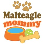 Malteagle Mom T-shirts and Gifts