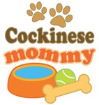 Cockinese Mom T-shirts and Gifts