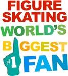 Ice Skating Fan Sports T-shirts