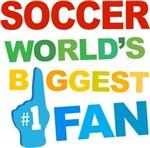 Soccer Fan Sports T-shirts