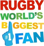 Rugby Fan Sports T-shirts