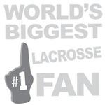Lacrosse Fan Foam Hand Tees