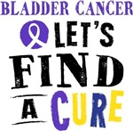 Bladder Cancer Cure T-shirts
