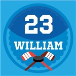 Ice Hockey Personalized Sports Gifts