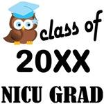 Personalized NICU Graduate Infant Tshirts