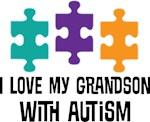Autism I Love My Grandson