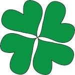 Irish Four Leaf Clover St Patricks