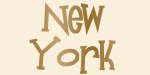 NEW YORK T-shirts and State Gifts