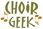 Choir Geek Tees