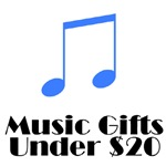 MUSIC GIFTS UNDER $25