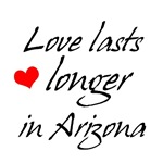Love In Arizona T-shirts and Gifts