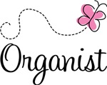 Cute Organist T-shirts & Gifts
