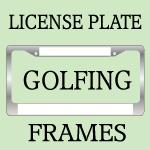 GOLF License Frames