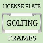 GOLF License Frames