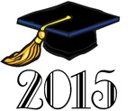 Classic 2015 Graduation T-shirts / Gifts