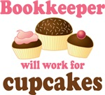 Funny Bookkeeper T-shirts and Gifts