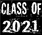 GRUNGE CLASS OF 2021 T-SHIRTS
