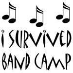 I Survived Band Camp T-shirts