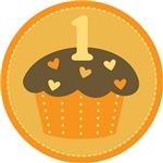 Cute 1st Birthday Cupcake T-shirts And Gifts