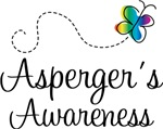 Aspergers Awareness T-shirts
