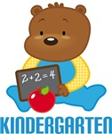 Kindergarten Teddy Bear T-shirts and Gifts