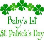 Babys 1st St Patricks T-shirts