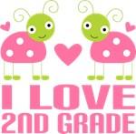 Cute 2nd Grade Teacher Present
