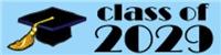 CLASS 0F 2029 GRADUATION
