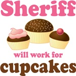 Funny Sheriff T-shirts and Gifts