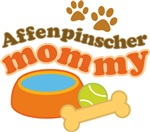 Affenpinscher Mommy Pet Mom Gifts and T-shirts