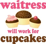 Funny Waitress T-shirts and Gifts