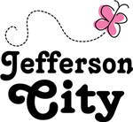 Jefferson City Missouri Butterfly T-shirts and Gif