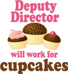 Funny Deputy Director T-shirts and Gifts