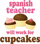 Funny Spanish Teacher T-shirts and Gifts