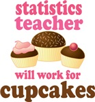 Funny Statistics Teacher T-shirts and Gifts