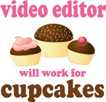 Funny Video Editor T-shirts and Gifts